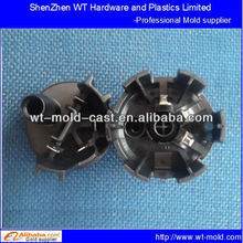 machinery parts and plastic injection mould shaping mode PEEK part