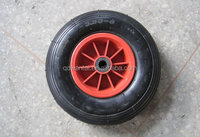 13 inch rubber wheel for wheelbarrow 3.50-6