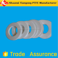 PTFE Gaskets PTFE washer, white virgin ptfe gasket.