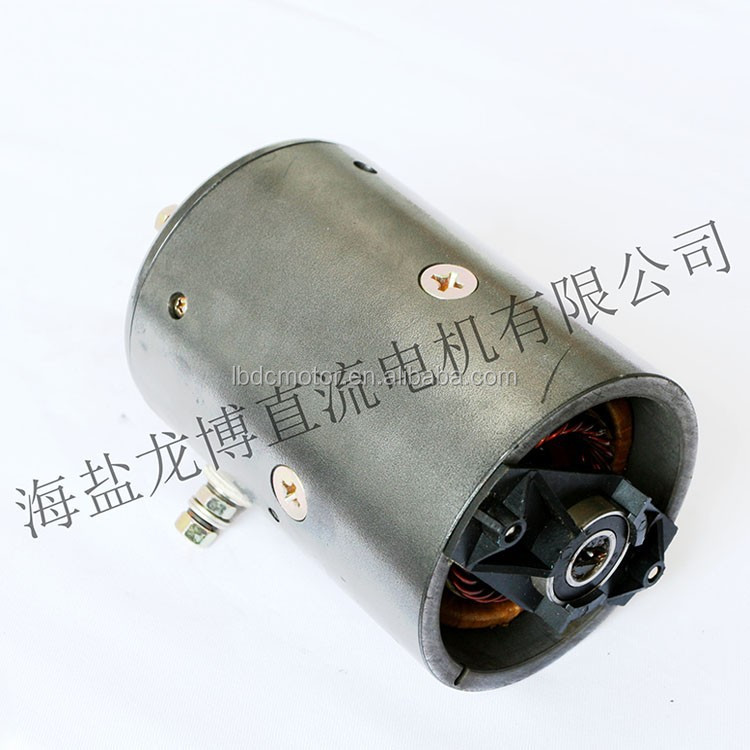 1500w HY61032 hydraulic power pack brushed electric dc motor 24v/dc motor12v