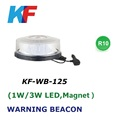 R10 Hot selling car warning light,warning beacon,stroble light,KF-WB-125