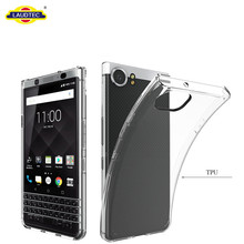 Shock Absorption Soft Gel Tpu Silicone Case Cover For BlackBerry KEYone