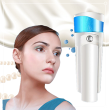 Rechargeable Handheld Facial Skin Care Nano Mist Sprayer power bank spray