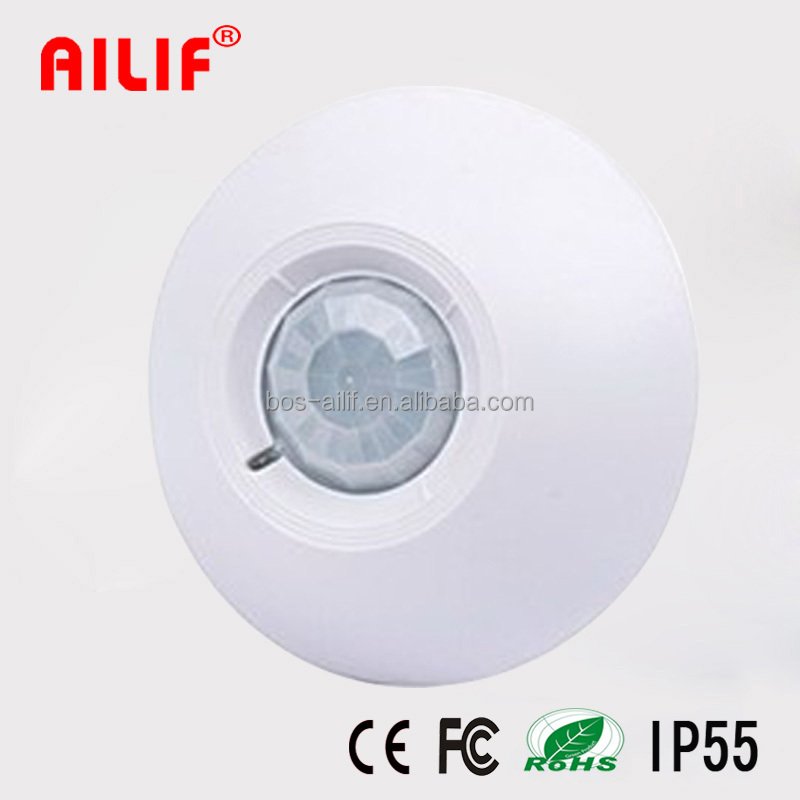 Ceiling IR Motion Detector With CE Certificate