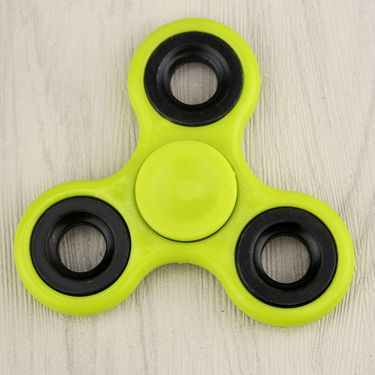 2017 hot sell titanium spinner toy with logo wholesale