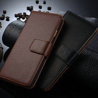 Hot selling wallet leather portfolio case for iphone 4/5/6/6P/6S/6S Plus
