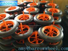 Hand tools wheel for building constructionload wheel duarble wheelbarrow solid wheel