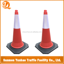 2017 Dubai market hot selling traffic cone,rubber traffic cone,PE traffic cone