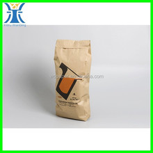 Yiwu New Arrival Promotional brown hard package Cement Packaging Paper Bags