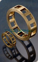 Brass cage bearing accessory