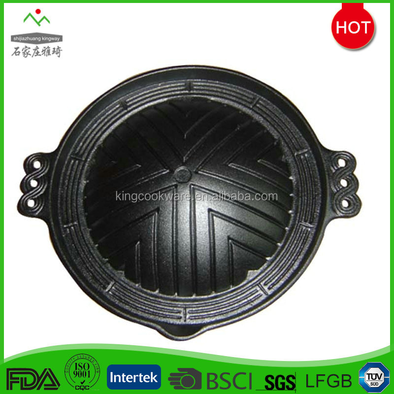 Hot Sale Wholesale Meat Cooking Cast Iron Grill Press