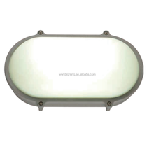 China supplier IP54 Aluminum waterproof damp proof lamp bulkhead lamp with CE ROHS