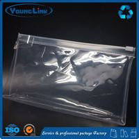plastic packaging bag for clothing