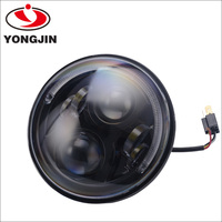 DRL CAR led light,motorcycle headlight