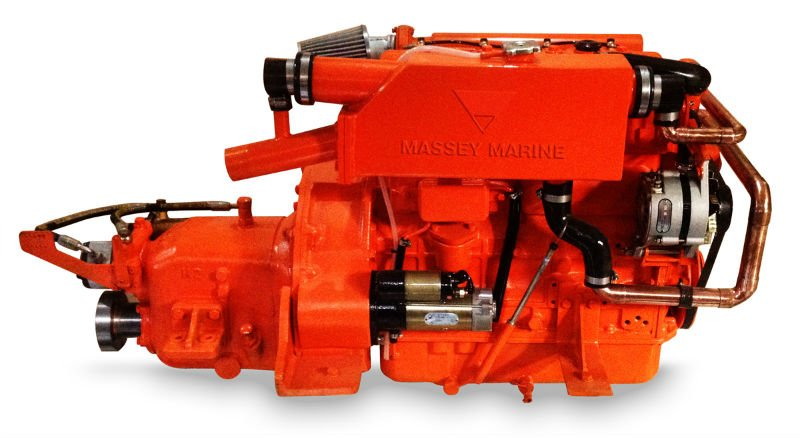MSY 2.1 MARIN 49hp Marine Engine