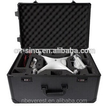 Ningbo everest NEW ARRIVAL DJI Phantom 4 Quadcopter aluminum case,Phantom 4 case