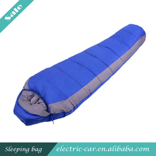 2016 Top Selling Outdoor Wholesale Mummy Down Sleeping Bag for Adult