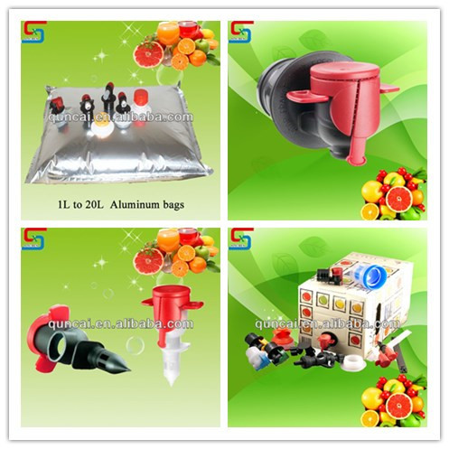 High Quality bag valve/tap/spout for bag in box