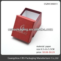 High Quality Cheap satin lined gift box