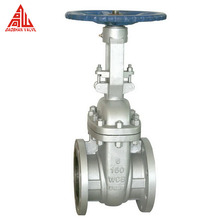 ASTM A216 WCB Flanged Gate valve for Industry