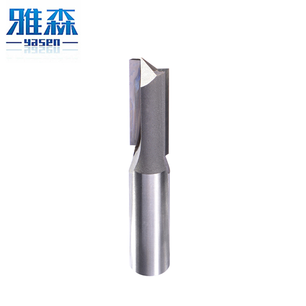 Tungsten <strong>Carbide</strong> double flute Straight Bit for Woodworking