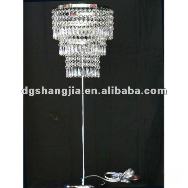 Acrylic Chandelier Centerpiece