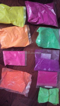 fluorescent pigments powder for resin photoluminescent pigment