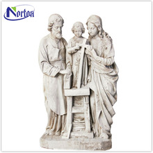 Church decor large holy family virgin mary statue resin NT-FS273K