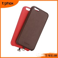 t-phox t-we-08 standard qi wireless receive case/wireless charger case for mobile phone