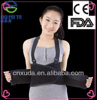 neoprene magnetic waist support/pad