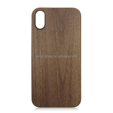 real wooden cell phone covers,wood mobile phone case for iphone 8,hot 2017