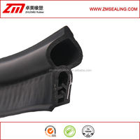 EPDM rubber top seal, auto bulb seal