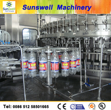 Soda Drink Filling Machinery Carbonated Water Production Machine