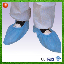 Cheap Non Woven Medical Plastic Waterproof Disposable Boot Covers