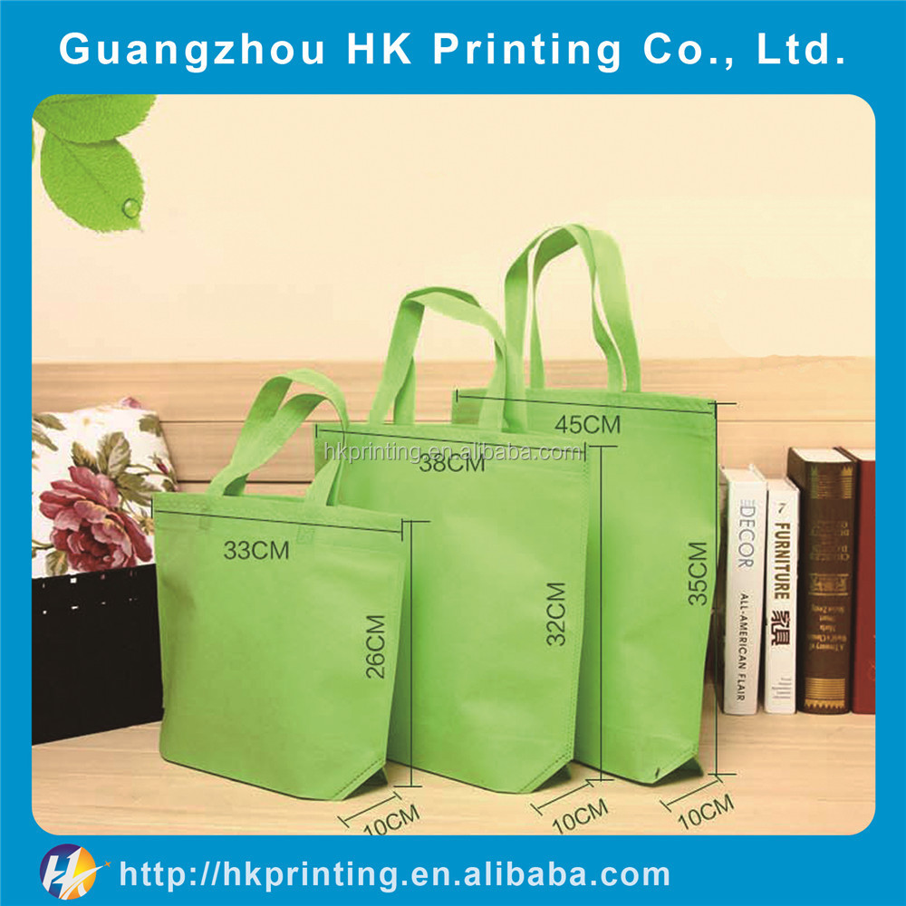 Factory pres non woven bag with zipper door to door delivery