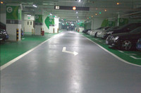 Car Parking Epoxy Floor Paint Anti Slip Non-Solvent Epoxy Floor Paint Made in China Guangzhou