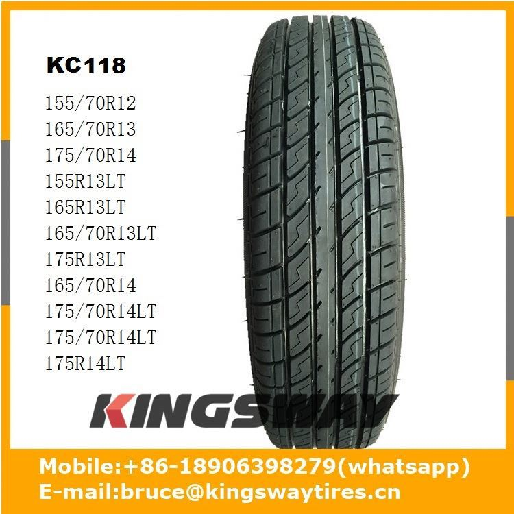 Kingsway Car Tire Manufacture , Cheap Tires 235 85R16