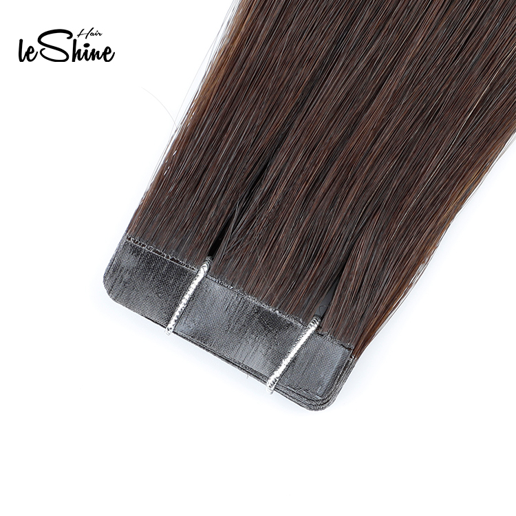 Leshine <strong>Hair</strong> Double Drawn Remy Skin Weft Tape <strong>Hair</strong> Extensions