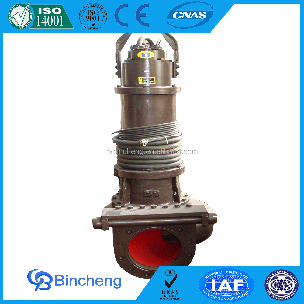 Cheap submersible centrifugal grey water pump