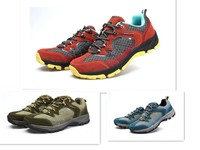 2015 fashion factory price sports shoes for hiking trekking