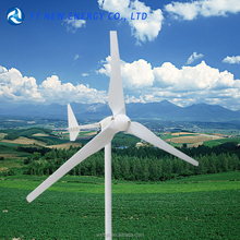 1000w horizontal small wind turbine generator