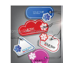 Factory Price Wholesale Airline Paper Baggage Tag