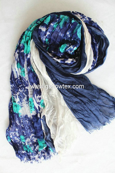 New style 100 cotton high quality scarf
