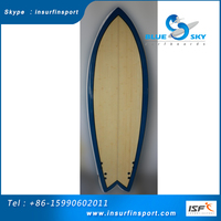 EPS longboard,graphic/bamboo wooden surfboard