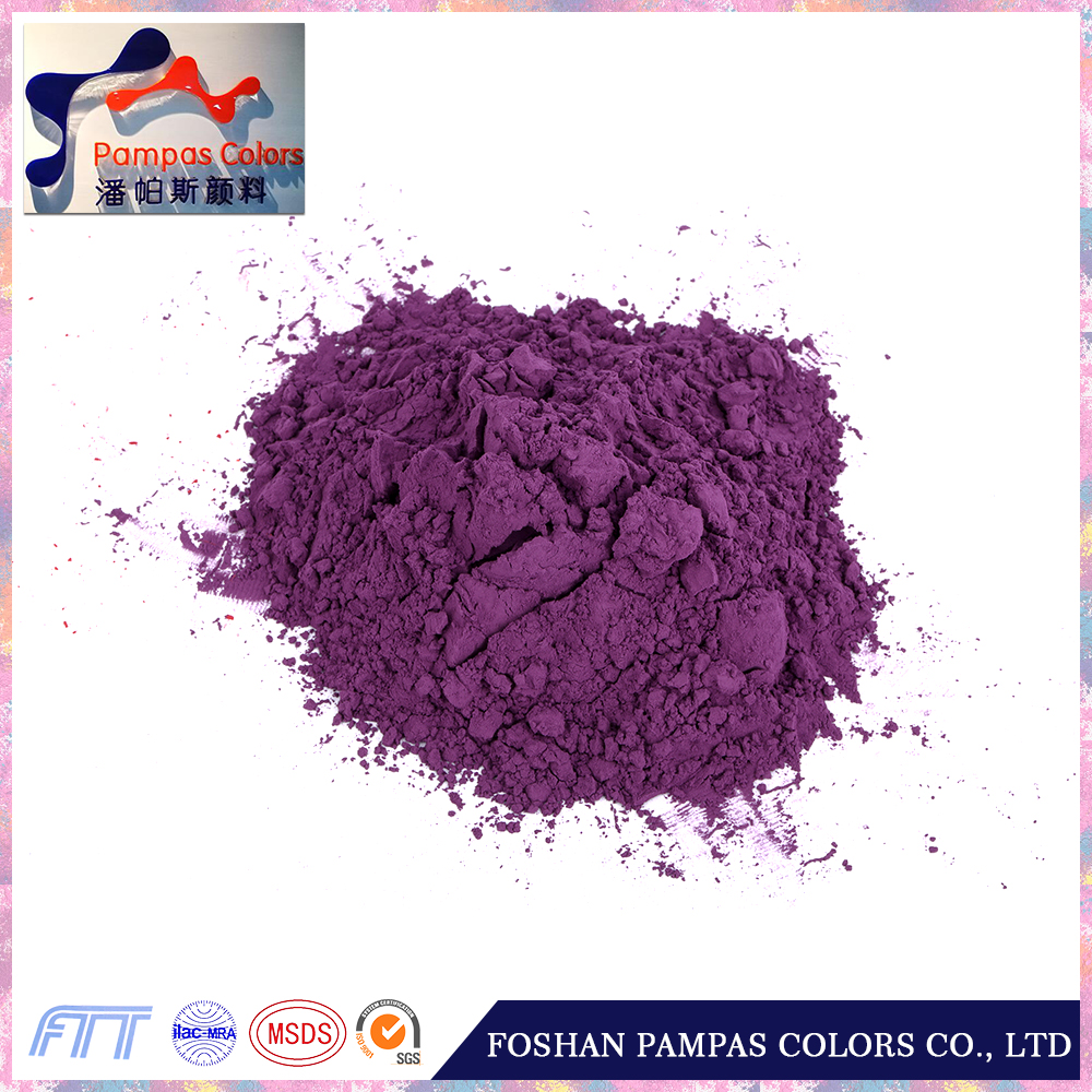 China manufacturer peach color pigment