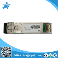 10g lr compatible cisco sfp+ fiber optic module optical fiber price