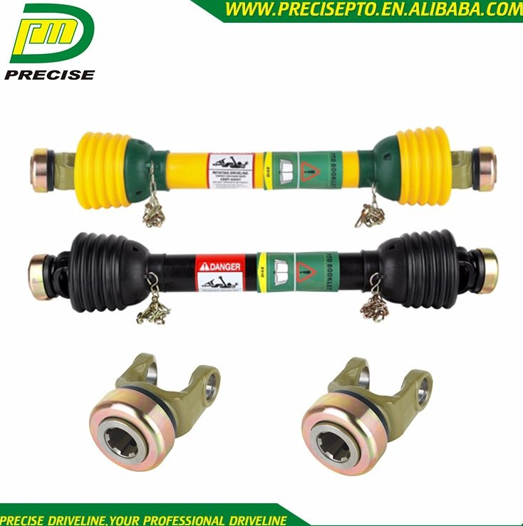 Pto Drive Shaft And Parts For Four-Wheel Drive Tractors Mower Combined Harvesters Bundle Of Grass Machine,Etc