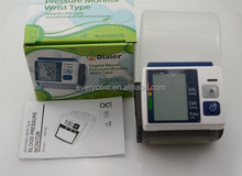 Big screen Digital blood pressure monitor with FDA certificate for health scanner