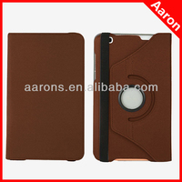 Luxury 360 degrees Rotating smart leather case cover for LG G PAD 8.3
