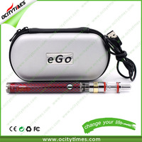 1600mah evod battery with sub ohm tank M16 evod vaporizer cool zipper case pack evod twist 3 kit/ego ce4 starter kit
